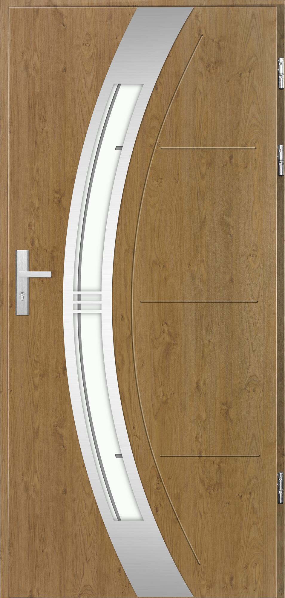 Venkovní vchodové dveøe Andrea, winchester