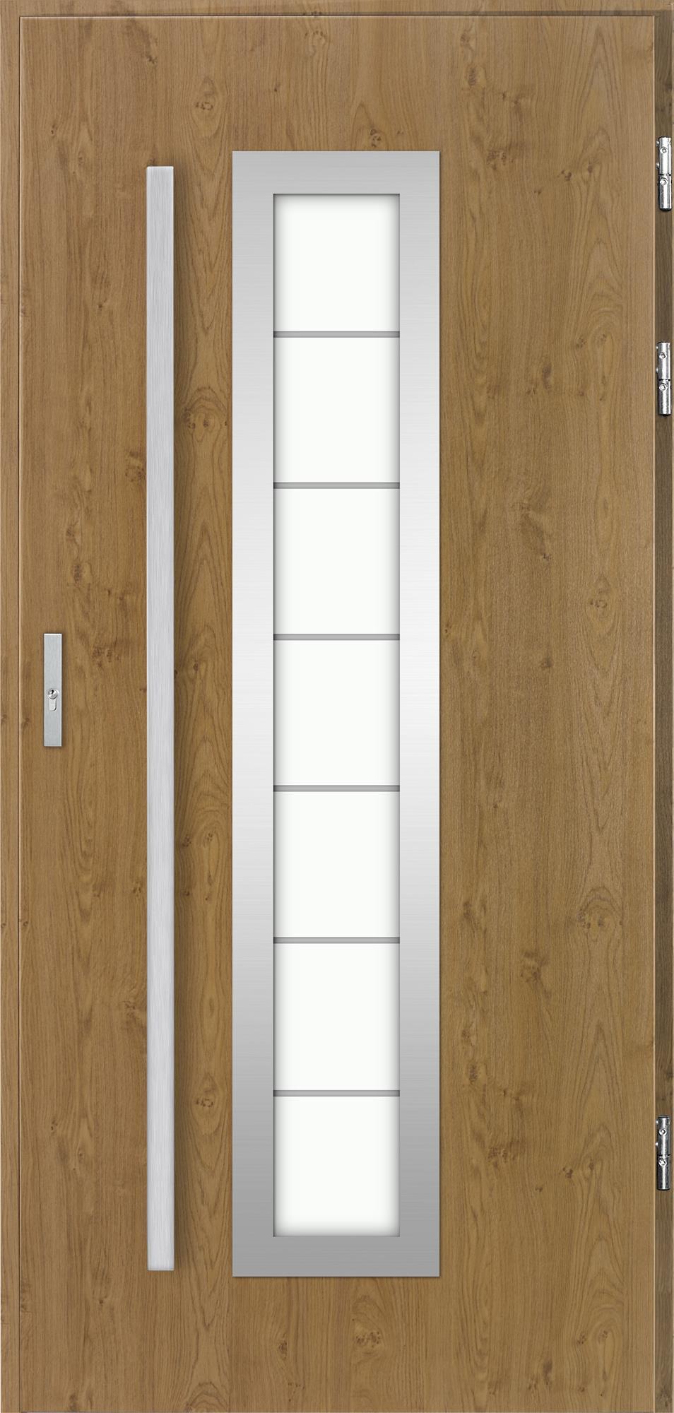 Venkovní vchodové dveøe Hevelio, winchester