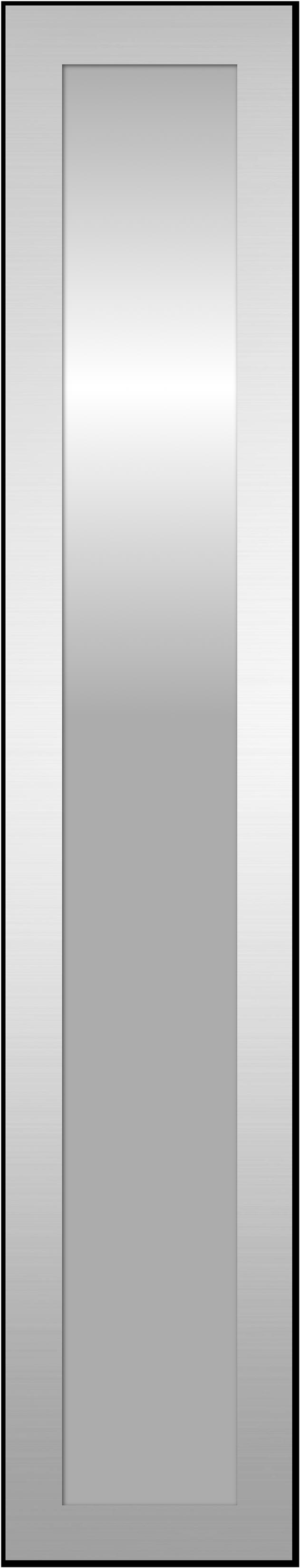 Zrcadlové sklo pro vchodové dveøe Hevelio