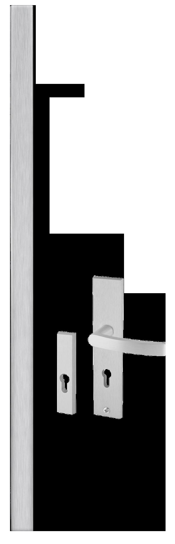 Kování AXA ARCO madlo, klika a rozety pro vchodové dveøe