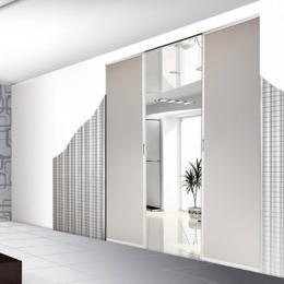 Bezobložkové stavební pouzdro SCRIGNO Essential dvoukøídlé - zvìtšit obrázek