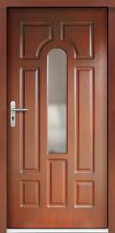 Venkovní vchodové dveøe P4 - zvìtšit obrázek