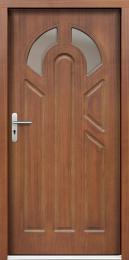Venkovní vchodové dveøe P3 - zvìtšit obrázek