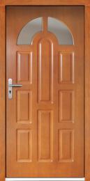 Venkovní vchodové dveøe P5 - zvìtšit obrázek