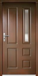 Venkovní vchodové dveøe P6