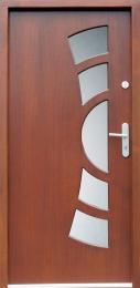 Venkovní vchodové dveøe P9