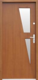 Venkovní vchodové dveøe P10