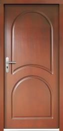 Venkovní vchodové dveøe P11