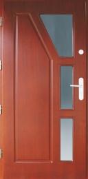 Venkovní vchodové dveøe P14 - zvìtšit obrázek