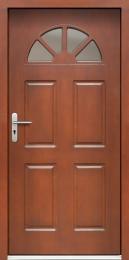Venkovní vchodové dveøe P16 - zvìtšit obrázek