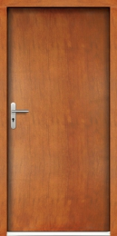 Venkovní vchodové dveøe P18 - zvìtšit obrázek