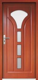 Venkovní vchodové dveøe P19 - zvìtšit obrázek