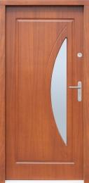 Venkovní vchodové dveøe P21 - zvìtšit obrázek
