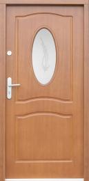 Venkovní vchodové dveøe P23