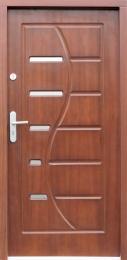 Venkovní vchodové dveøe P24 - zvìtšit obrázek