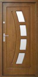Venkovní vchodové dveøe P28 - zvìtšit obrázek