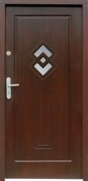 Venkovní vchodové dveøe P29 - zvìtšit obrázek