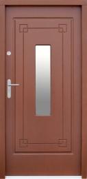 Venkovní vchodové dveøe P31 - zvìtšit obrázek