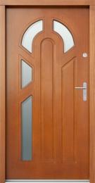 Venkovní vchodové dveøe P33 - zvìtšit obrázek
