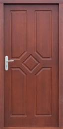 Venkovní vchodové dveøe P35 - zvìtšit obrázek