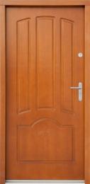 Venkovní vchodové dveøe P38 - zvìtšit obrázek