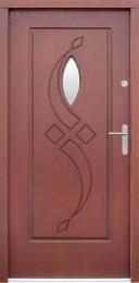 Venkovní vchodové dveøe P39 - zvìtšit obrázek