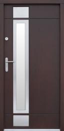 Venkovní vchodové dveøe P42 - zvìtšit obrázek
