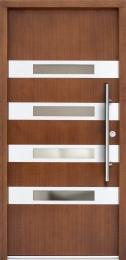 Venkovní vchodové dveøe P44 - zvìtšit obrázek