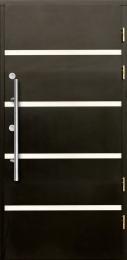 Venkovní vchodové dveøe P46 - zvìtšit obrázek