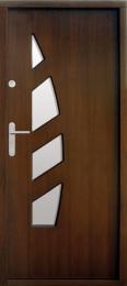 Venkovní vchodové dveøe P47
