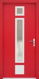Venkovní vchodové dveøe P48