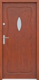 Venkovní vchodové dveøe P49 - zvìtšit obrázek