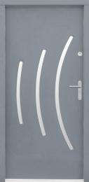 Venkovní vchodové dveøe P50 - zvìtšit obrázek