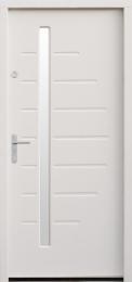 Venkovní vchodové dveøe P53 - zvìtšit obrázek