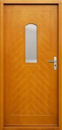 Venkovní vchodové dveøe P54