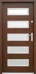 Venkovní vchodové dveøe P56 - zvìtšit obrázek