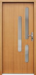 Venkovní vchodové dveøe P61 - zvìtšit obrázek