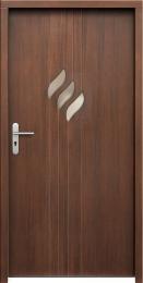 Venkovní vchodové dveøe P63 - zvìtšit obrázek