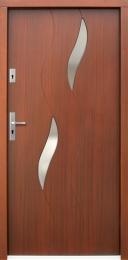 Venkovní vchodové dveøe P65 - zvìtšit obrázek