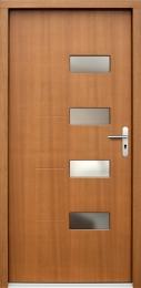 Venkovní vchodové dveøe P69