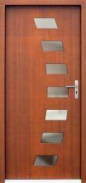 Venkovní vchodové dveøe P72 - zvìtšit obrázek