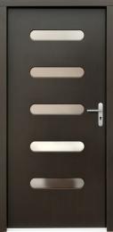 Venkovní vchodové dveøe P73