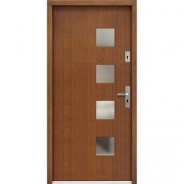 Venkovní vchodové dveøe P74