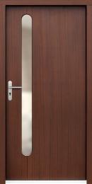 Venkovní vchodové dveøe P75 - zvìtšit obrázek