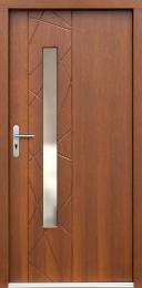 Venkovní vchodové dveøe P79