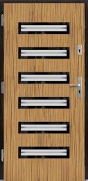 Venkovní vchodové dveøe P86