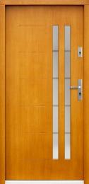 Venkovní vchodové dveøe P82 - zvìtšit obrázek