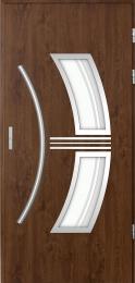 Venkovní vchodové dveøe Stella, Superior 55 PLUS