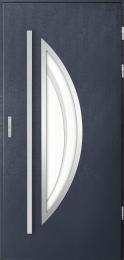 Venkovní vchodové dveøe Polea, Superior 55 PLUS - zvìtšit obrázek
