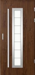Venkovní vchodové dveøe Hevelio, Superior 55